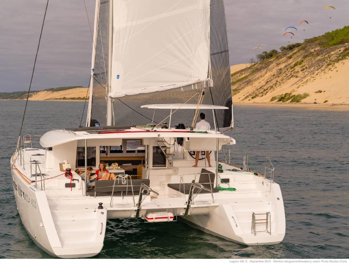 Yacht Charter Investor Lagoon 42 und Lagoon 450
