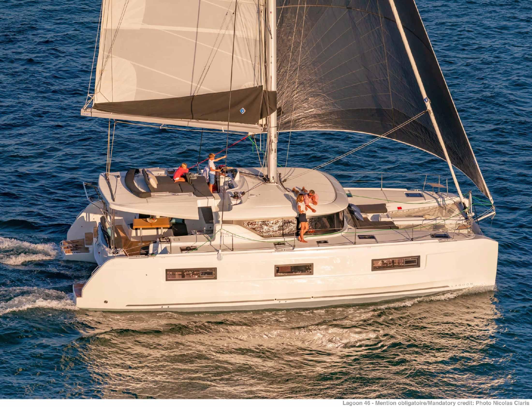 Yacht Charter Investor Lagoon 39, Lagoon 42, Lagoon 46