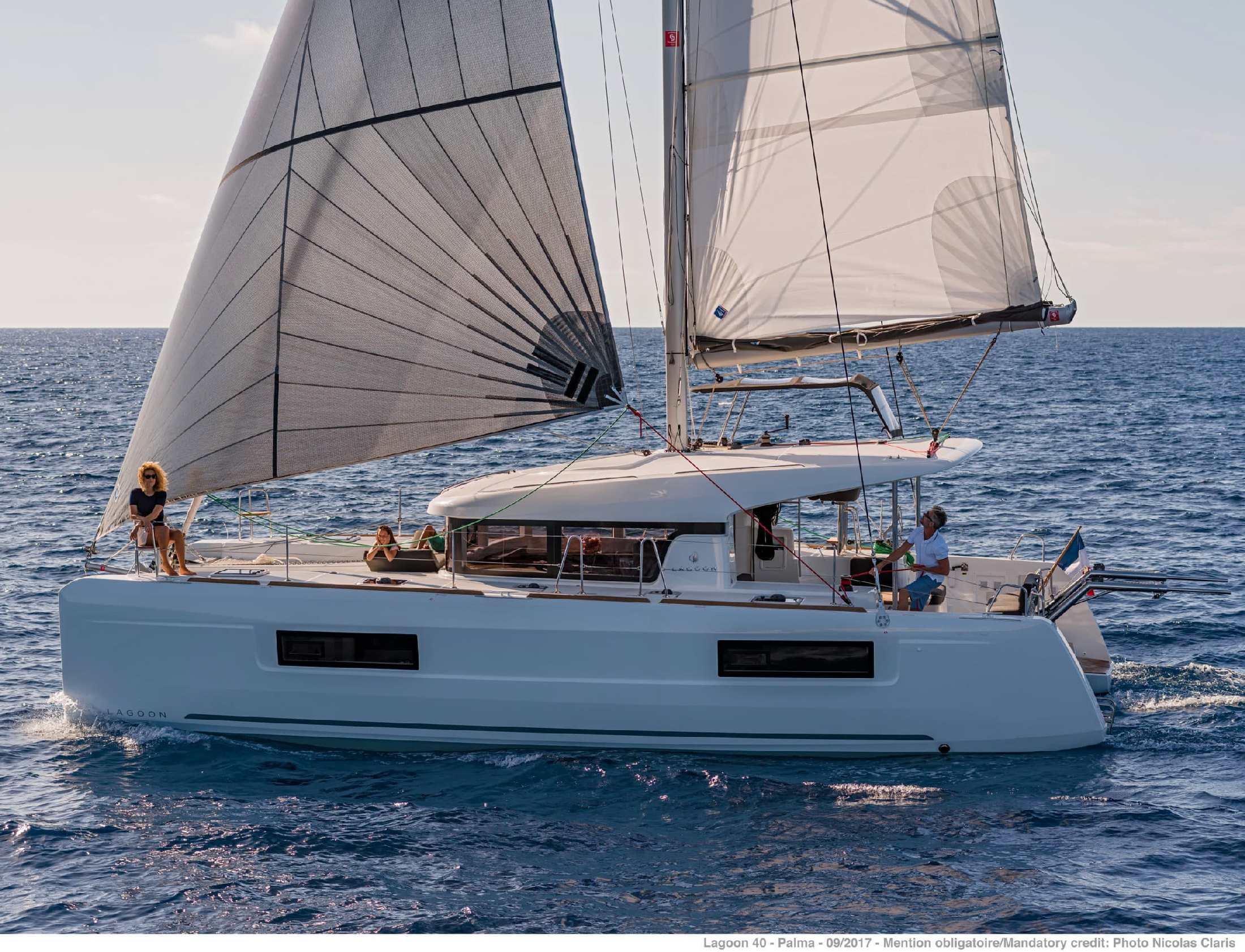Lagoon 380 Yacht Eigner
