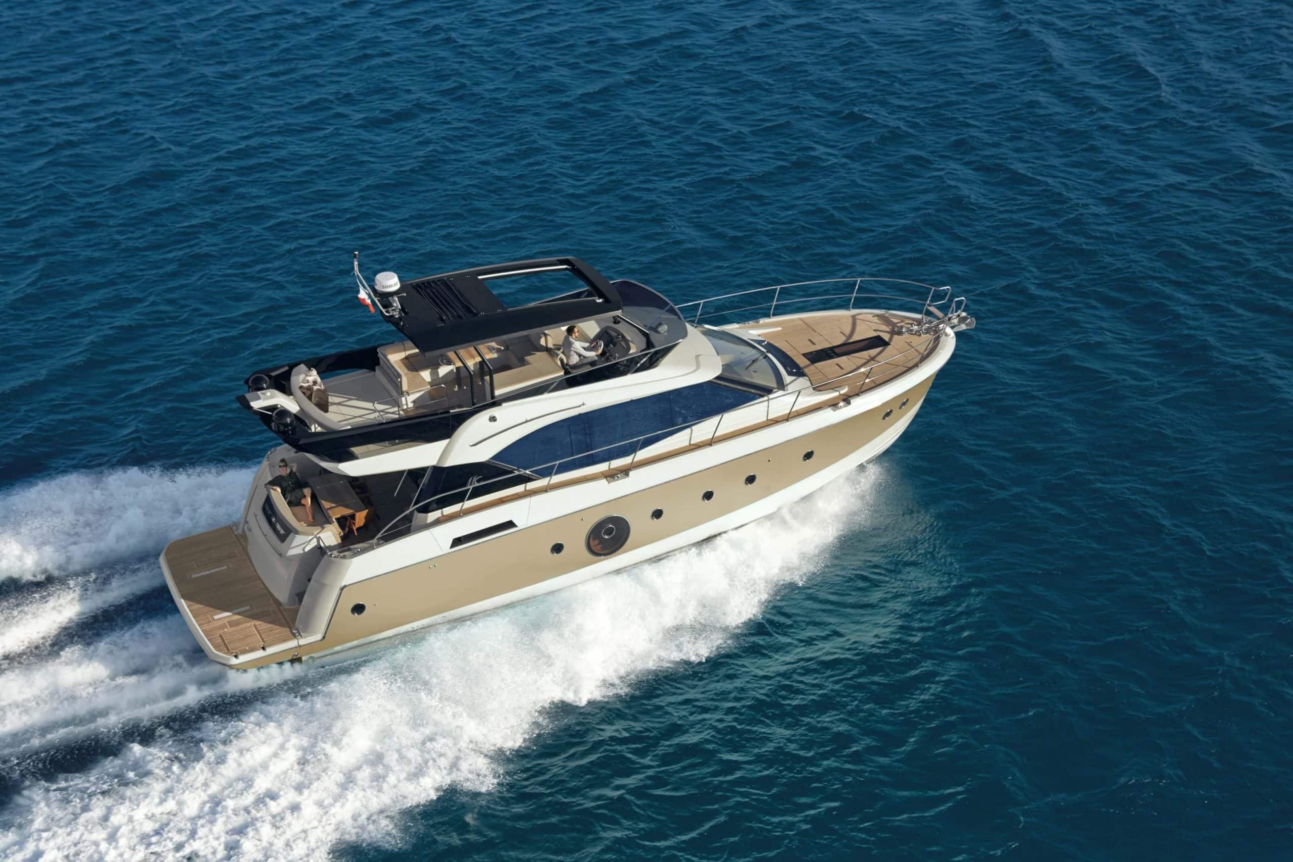 Monte Carlo 6 Motoryacht