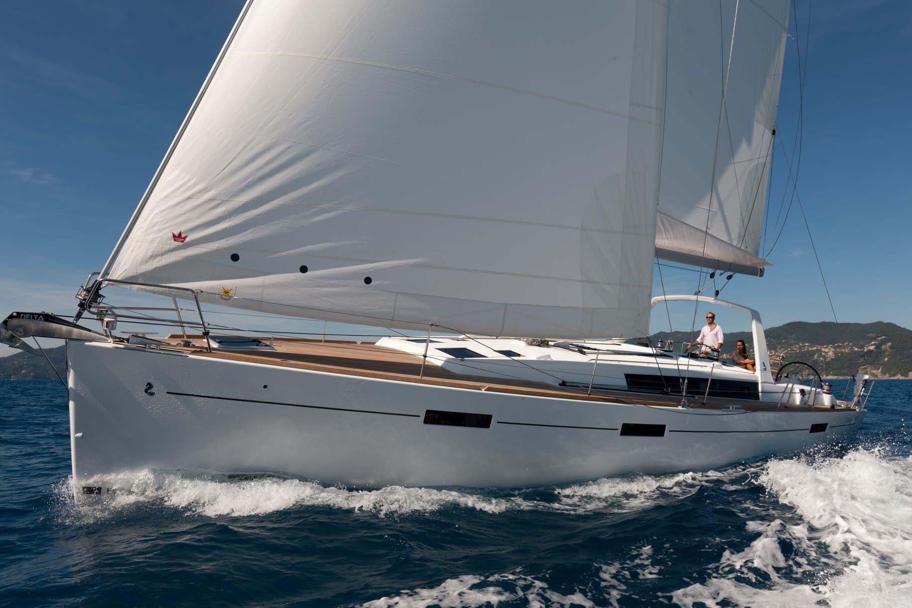 Yacht Charter Investor Oceanis 45